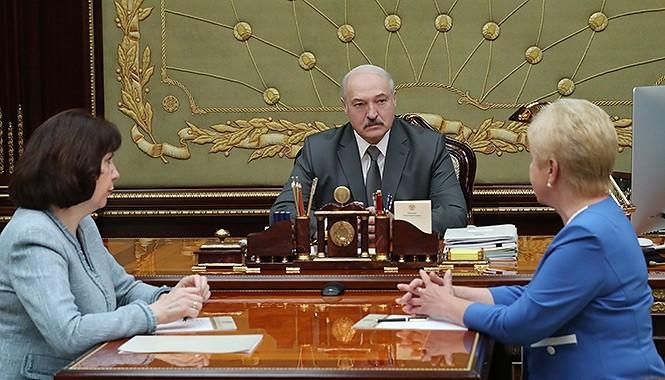 Лукашенко: Не хочу, чтобы так называемая оппозиция искала подоплеку в словах о честности выборов