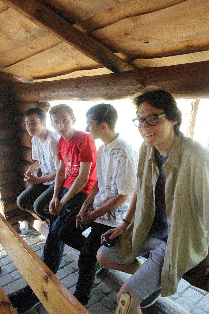 Молодежное паломничество в Туголицу