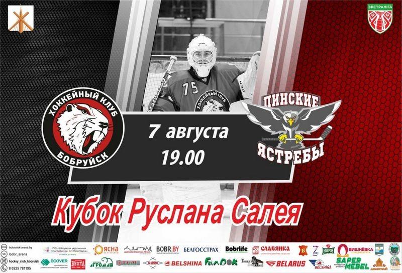 Все на хоккей! Кубок Салея в твоем городе!