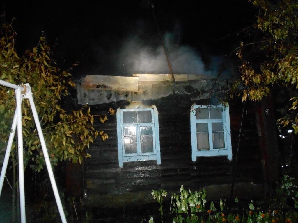 Пожар на Слободской