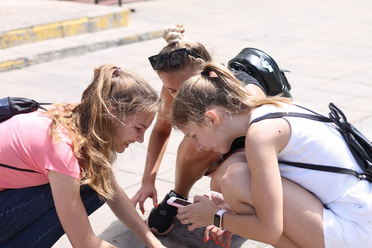 Вело- и пеший квест для бобруйчан на 13-летие BOBR.BY