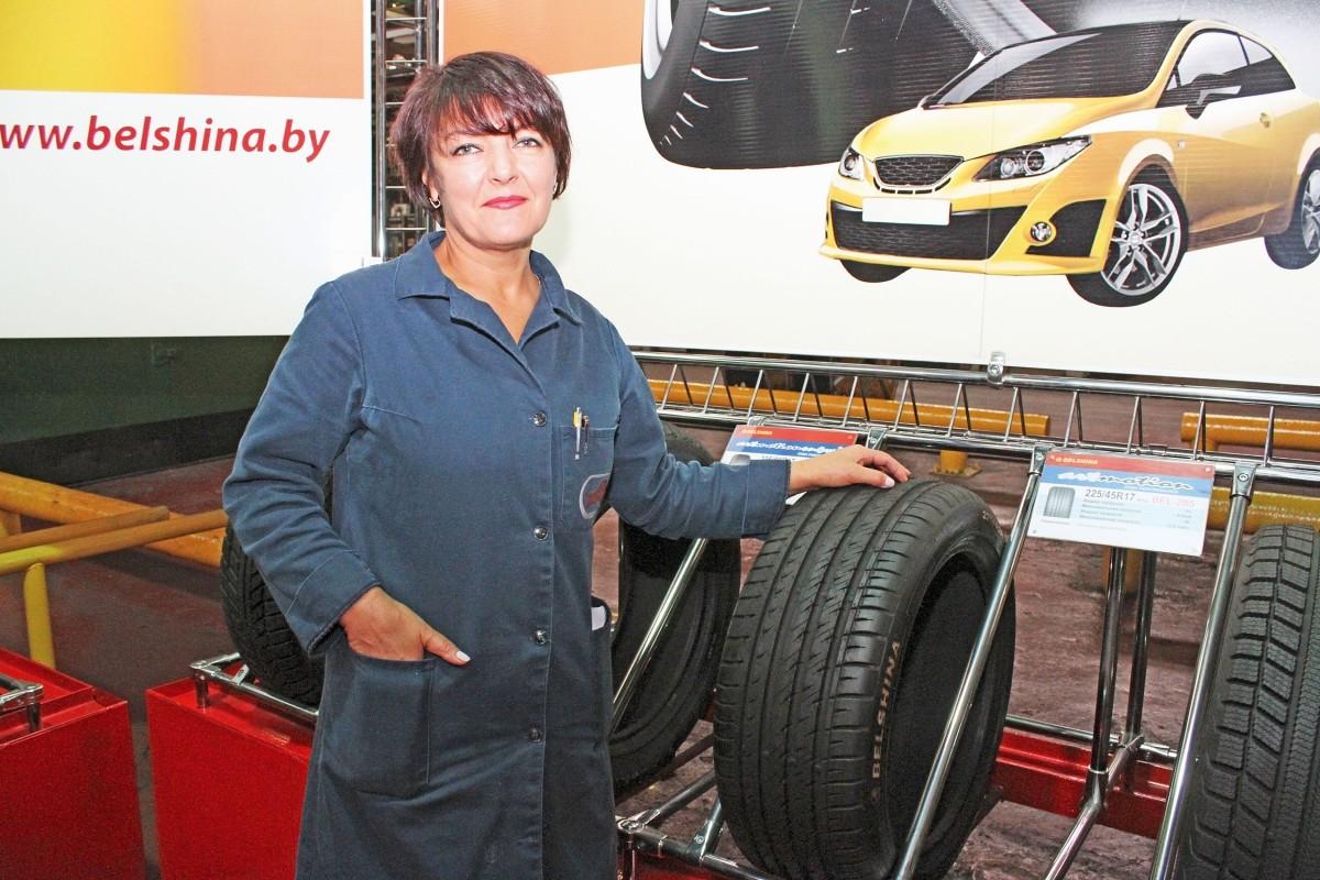 Белшина: Наши новые шины!