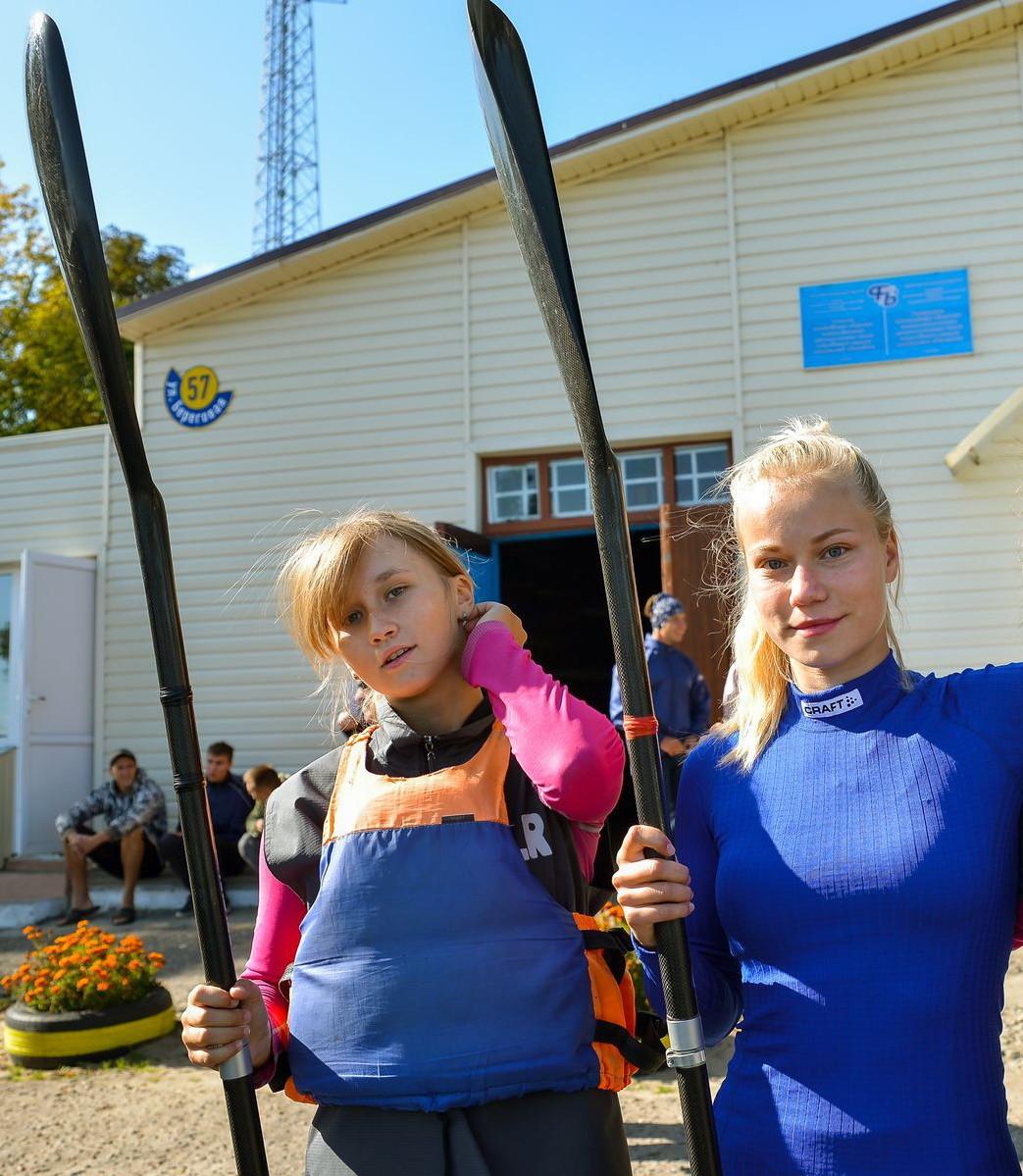 Республиканские соревнования по гребле на байдарках и каноэ памяти С.К.Герасимовича прошли в Бобруйске