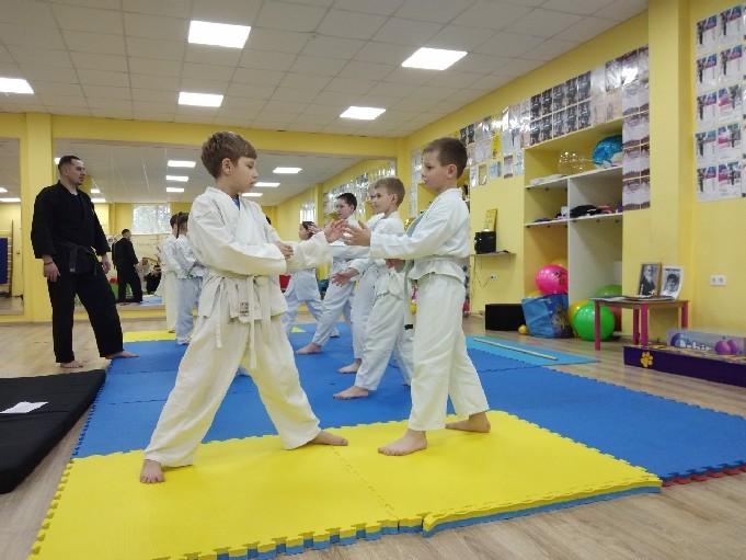 Приглашаем детей и подростков на занятия по айкидо