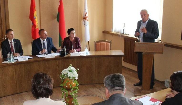 В члены Совета Республики выдвинут кандидат от Бобруйского района