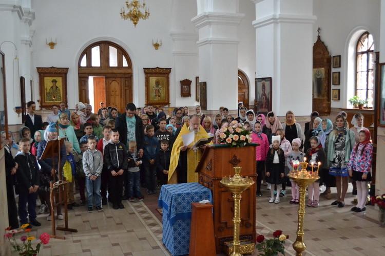Воскресная школа Георгиевского храма открыла свои двери