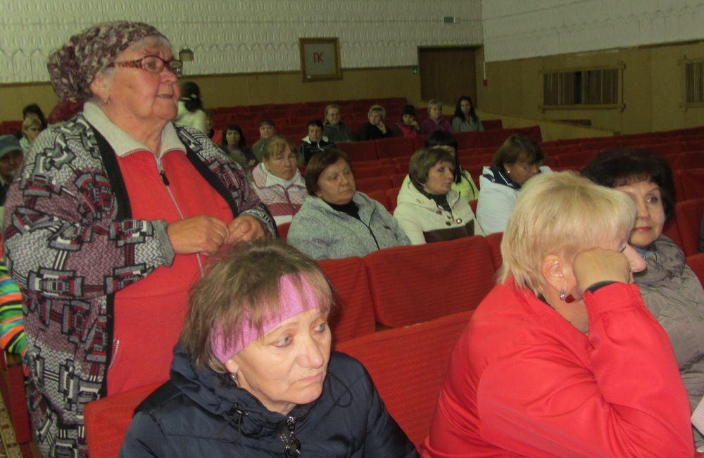 В районе проходят расширенные собрания с участием общественности