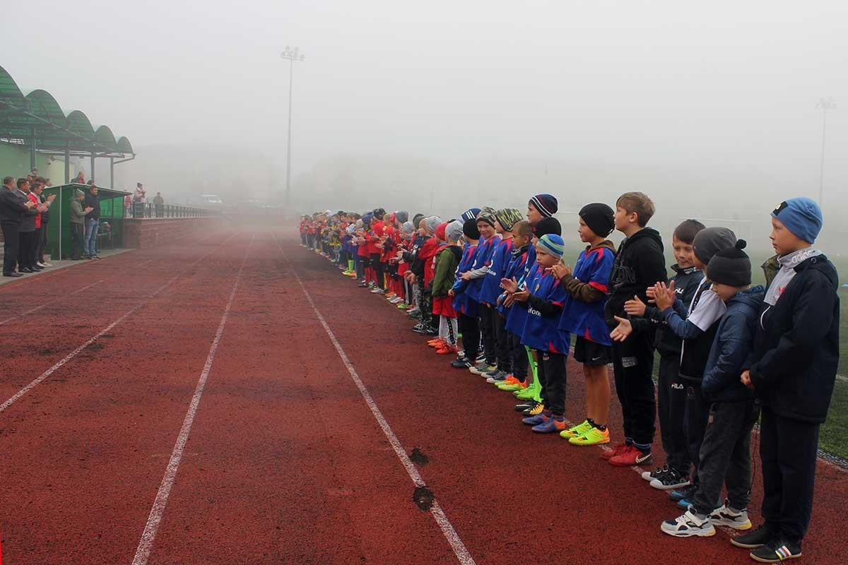 В Бобруйске стартовал турнир посвящённый памяти Игоря Градобоева