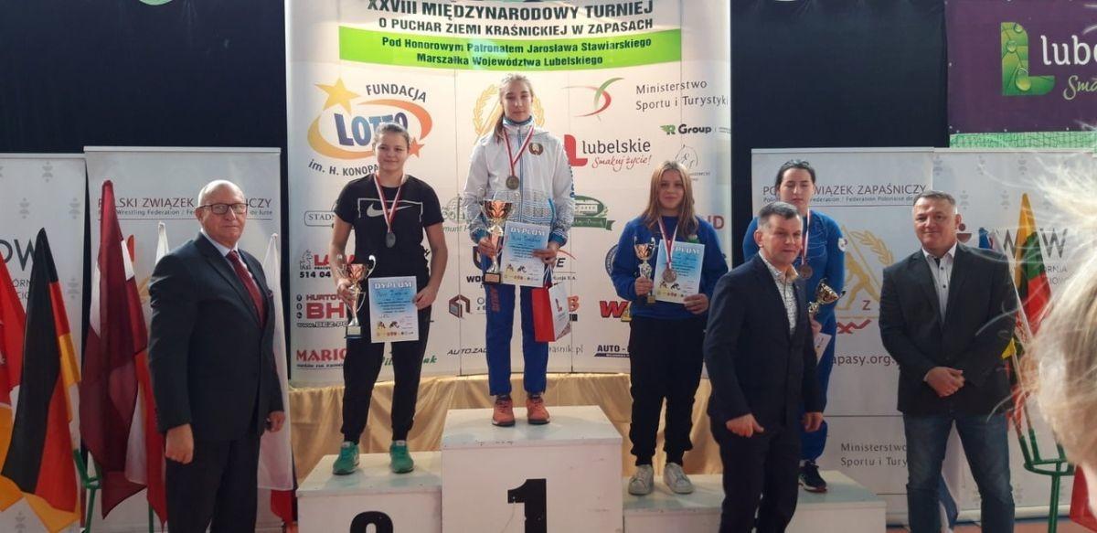 «Вольницы» из Бобруйска первенствовали на турнире в Польше