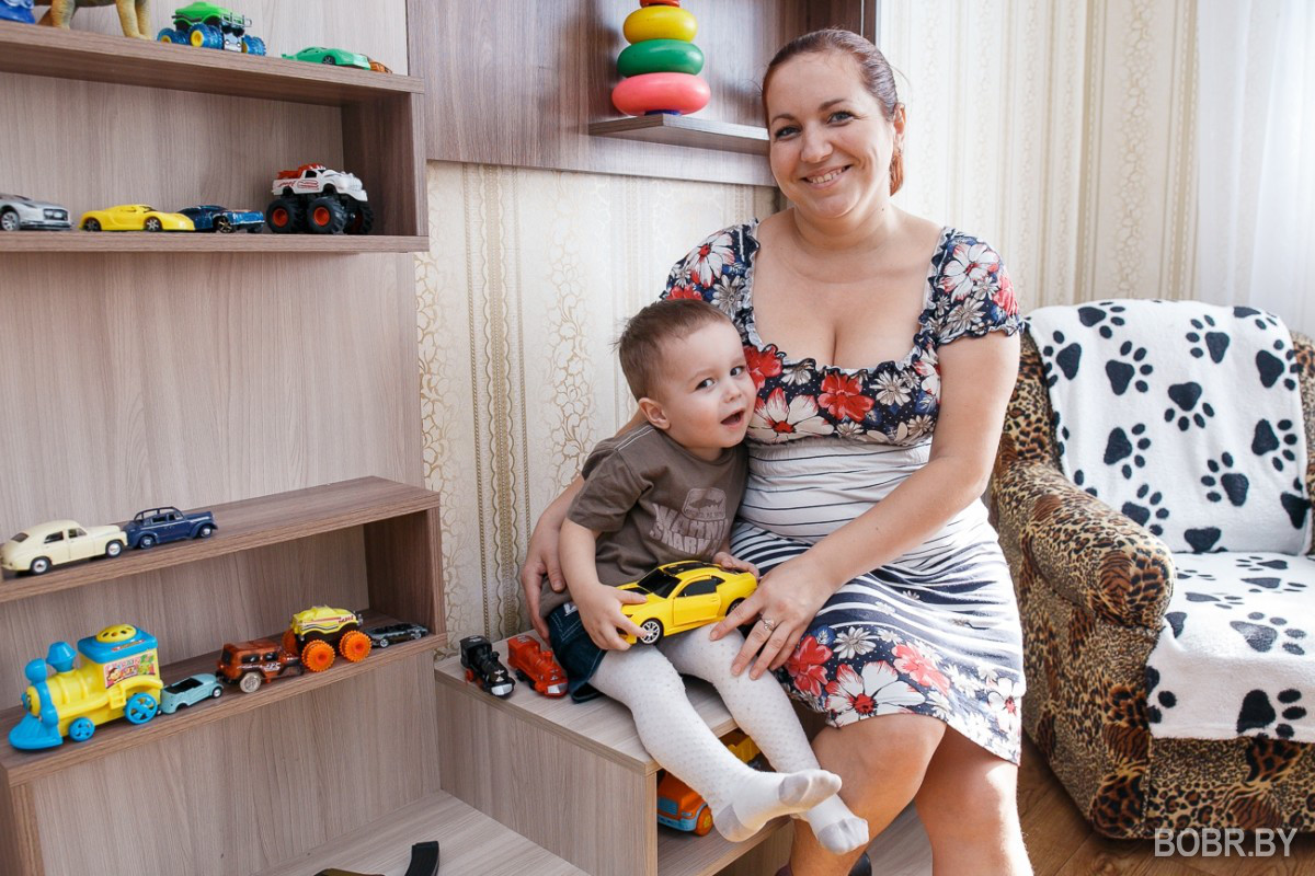 Анна Лукашова из Бобруйска - одна из 160 женщин, награжденных Орденом Матери