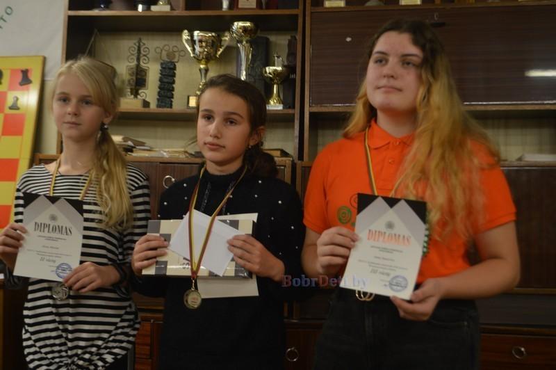 В Вильнюсе на международном турнире успешно выступили юные бобруйчанки