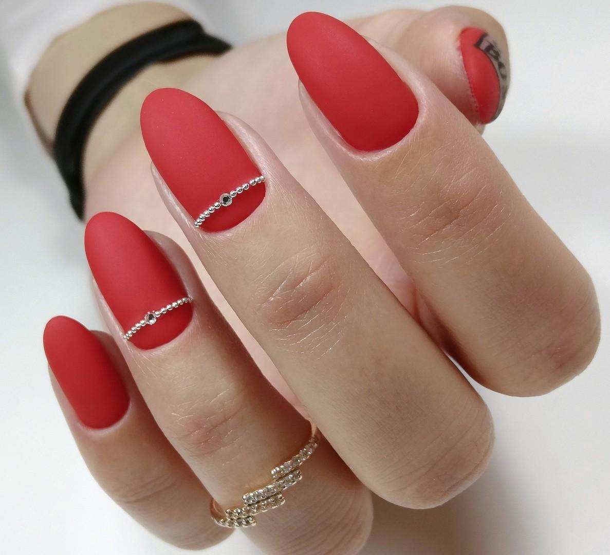 ОМур ногти маникюр