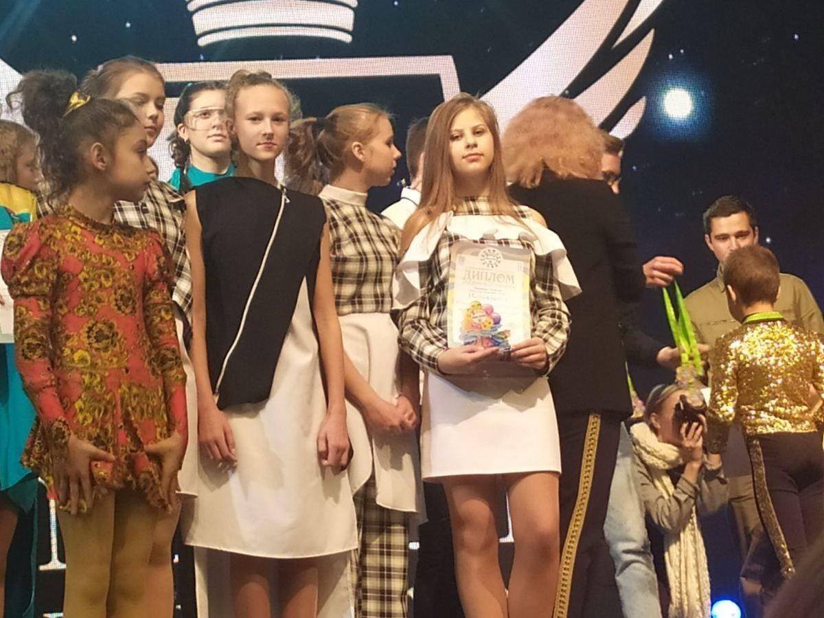 «Силуэт» и «Персона» приняли участие в конкурсе «New style»
