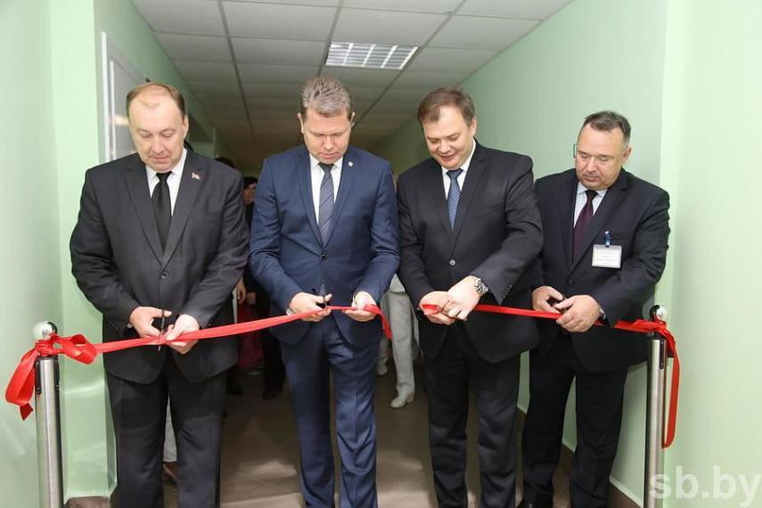 В Бобруйске открыли новый рентгеновский маммограф