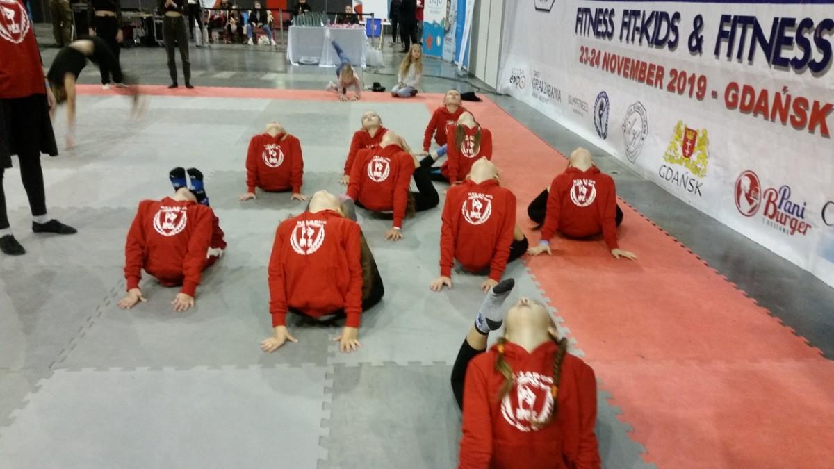 Команда юных звезд Бобруйска показала отличный результат