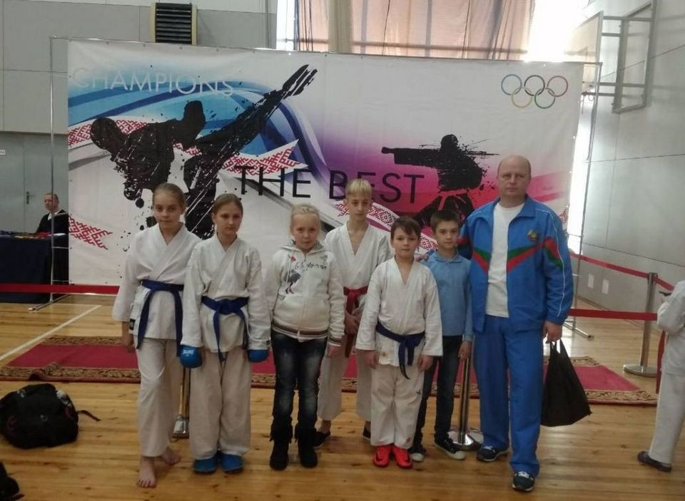 Бобруйчанка завоевала бронзовую медаль первенства страны