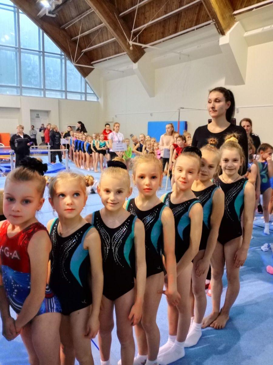 Юная бобруйская гимнастка завоевала «бронзу» в Минске