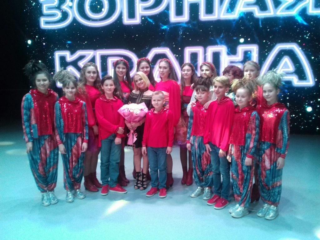 Юные таланты Бобруйска приняли участие в «Зорнай краіне»