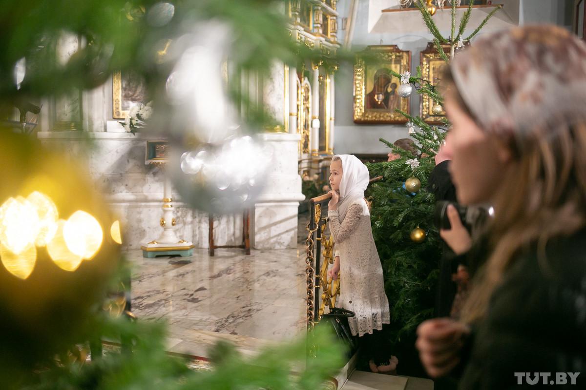 Православные празднуют Рождество Христово. Их в стране — большинство