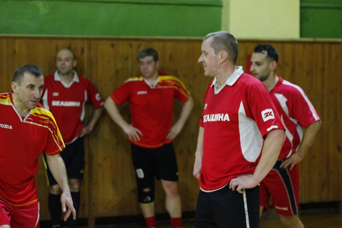 Очередные фавориты выбыли из розыгрыша Кубка Лиги мини — футбола г.Бобруйска