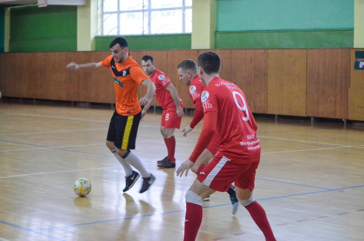 Второй дивизион прекратил борьбу за Кубок