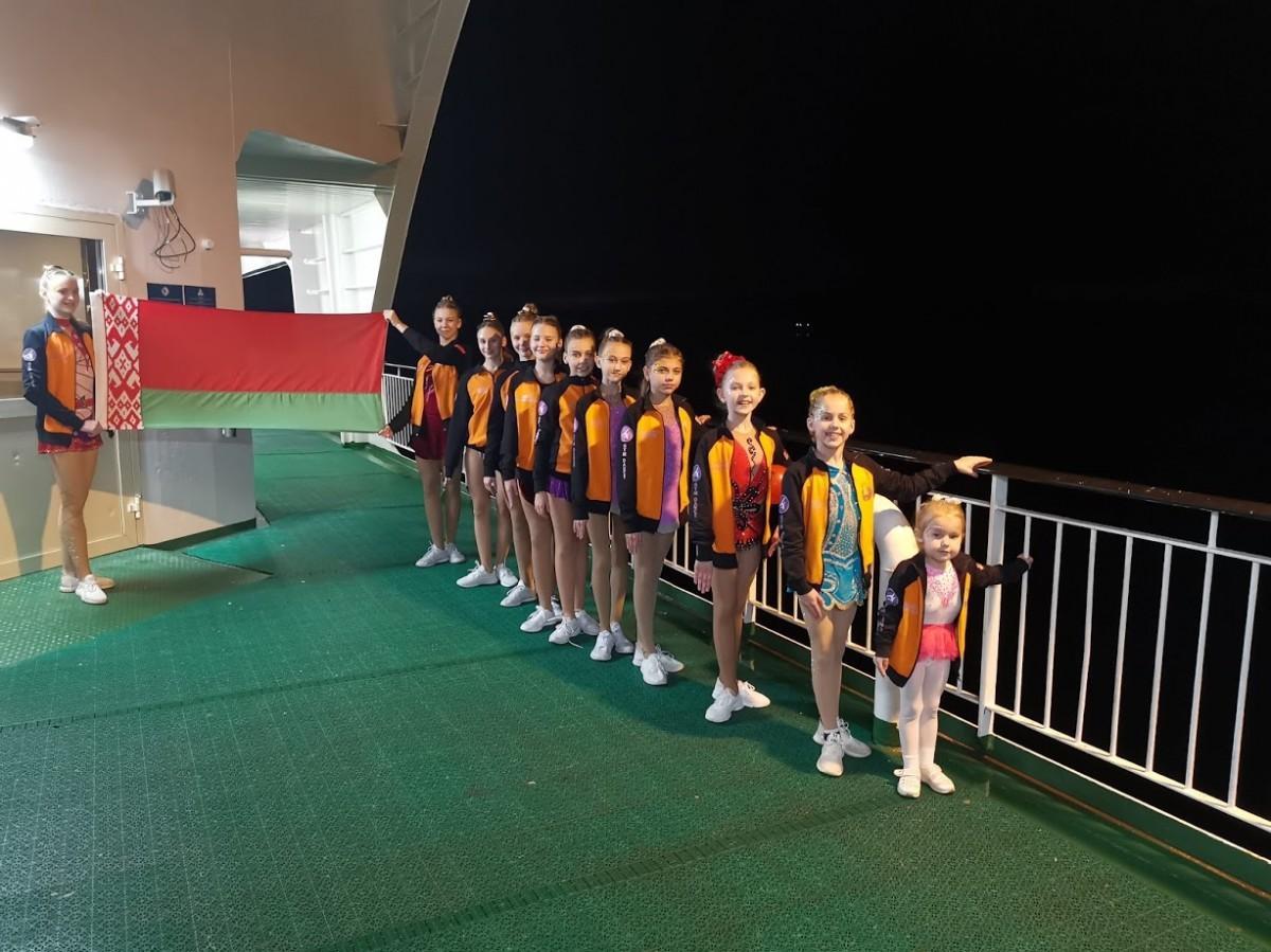Первые победы маленьких бобруйчан в новом 2020-м