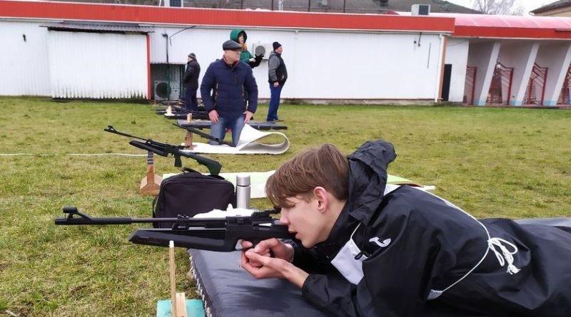 13января на стадионе «Спартак» г. Бобруйска прошли районные соревнования по биатлону «Снежный снайпер».