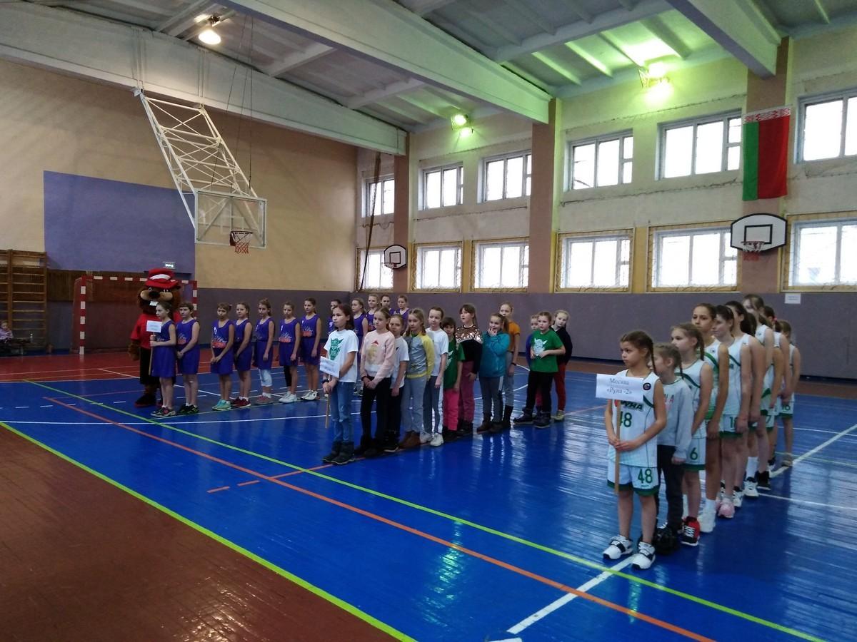 Чемпионат «Славянская баскетбольная лига» прошел в Бобруйске