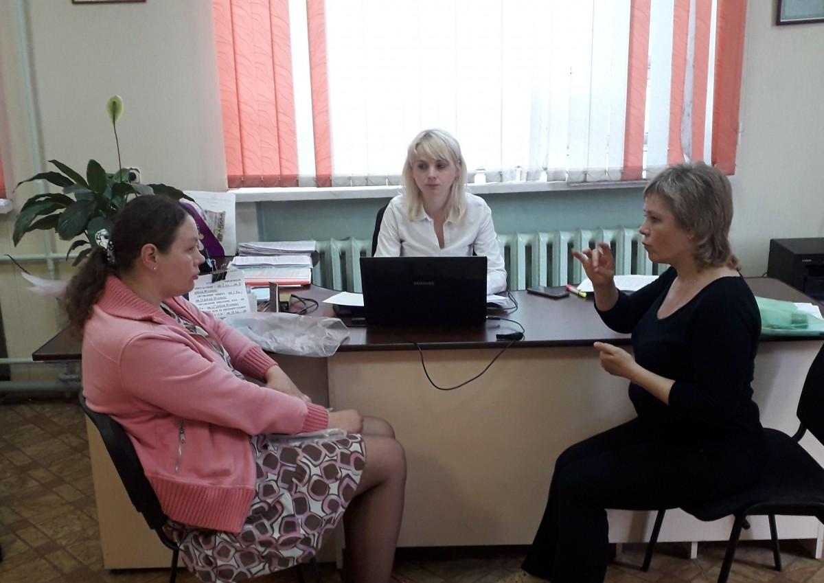 Услуга переводчика жестового языка