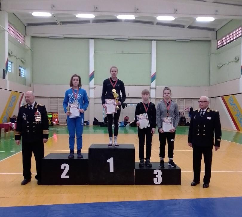 Спартаковка первенствовала на турнире Анатолия Испенкова
