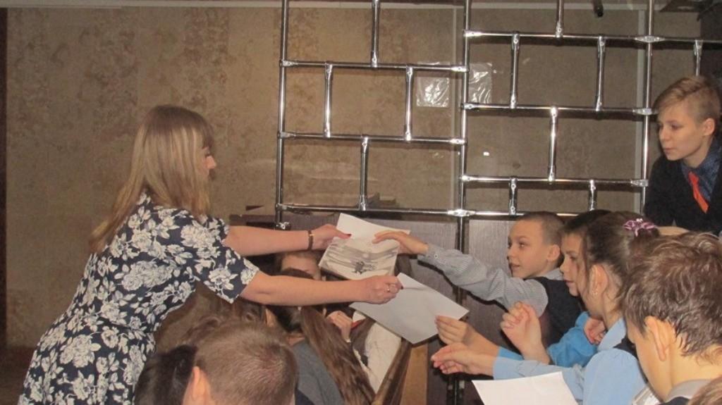 В рамках акции «Безопасность – в каждый дом!» был проведен информационный час по профилактике детского травматизма.