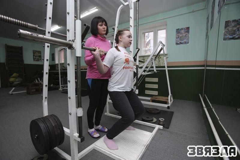 Как в Бобруйске готовят будущих чемпионов