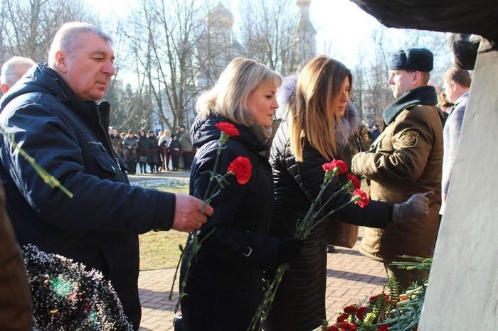 На Бобруйщине прошли мероприятия, приуроченные ко Дню памяти воинов-интернационалистов