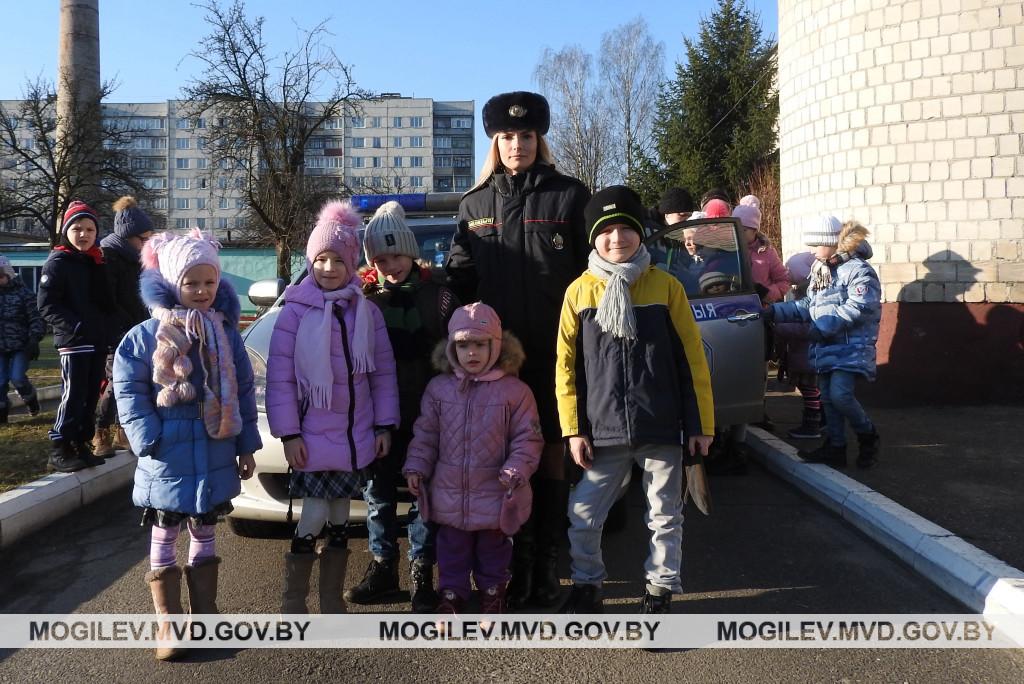 акция безопасные дороги детства