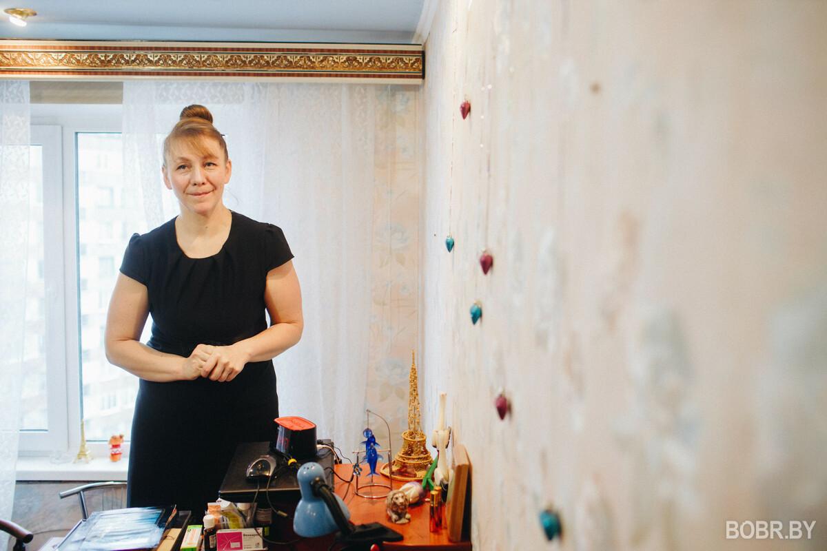 NovaЯ Наталья. Ревизия квартиры