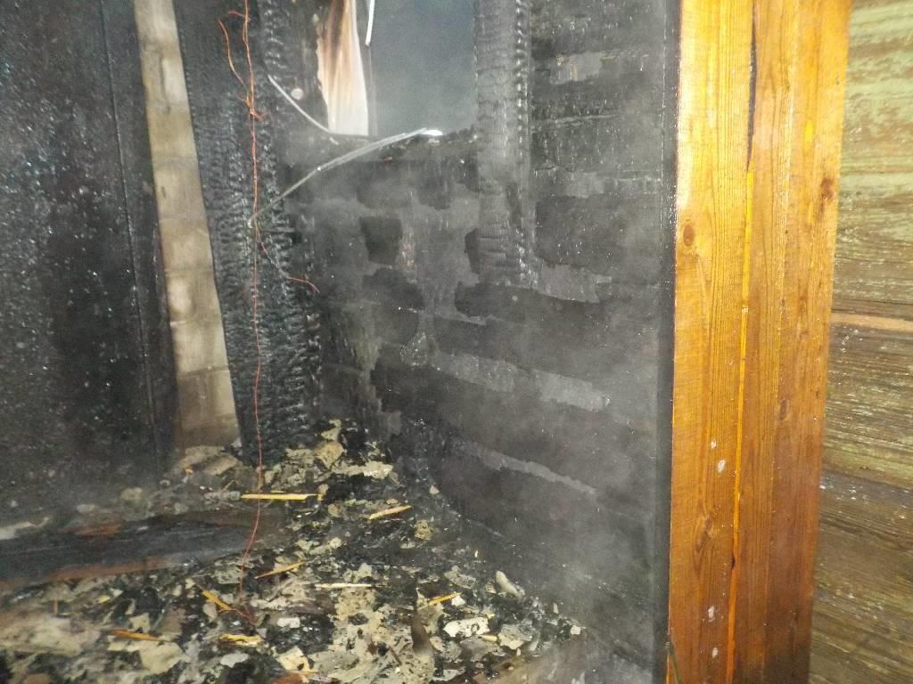 пожар на улице дзержинского