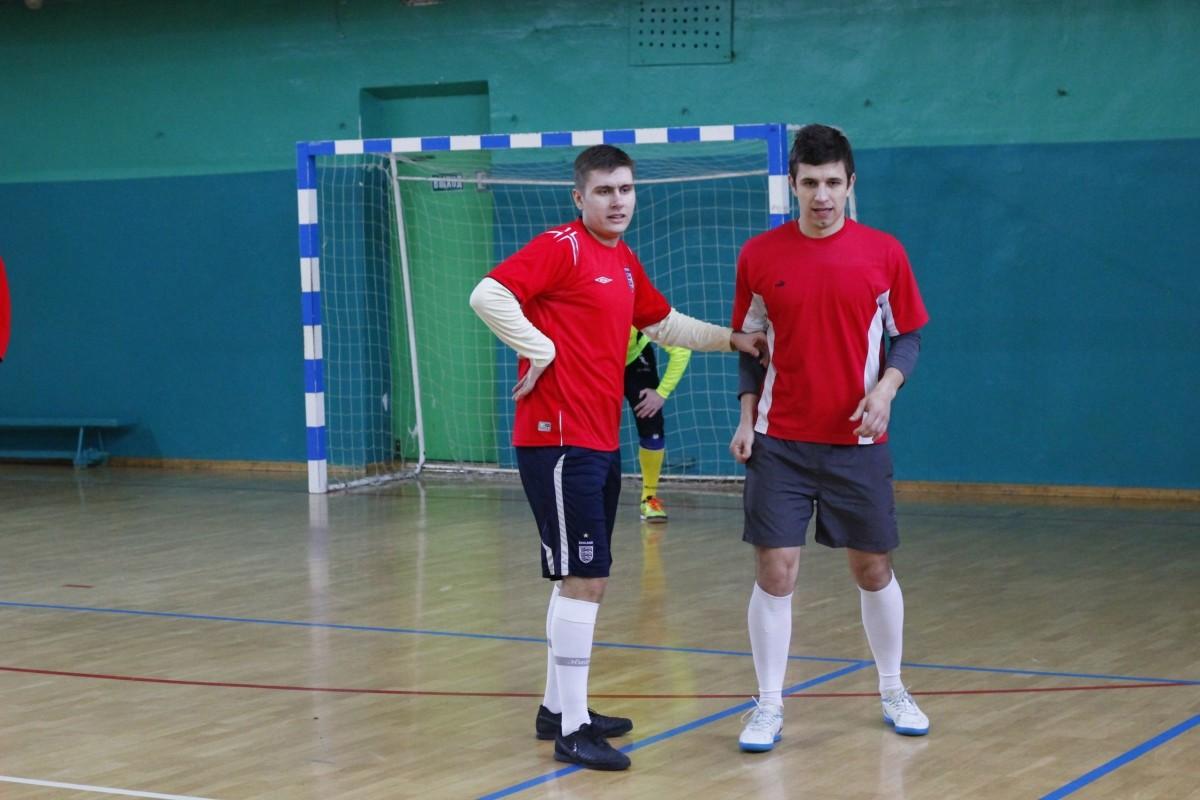 Лига мини-футбола г.Бобруйска
