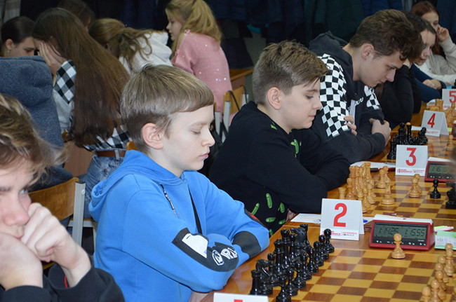бобруйчанка первая по шахматам на олимпийских днях молодёжи