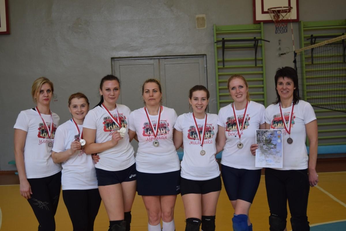 женский турнир по волейболу к 8 марта