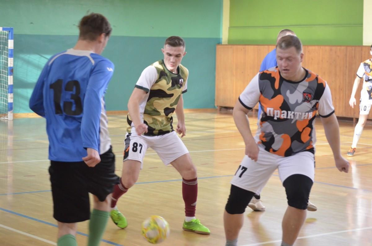 лига мини-футбола в бобруйске