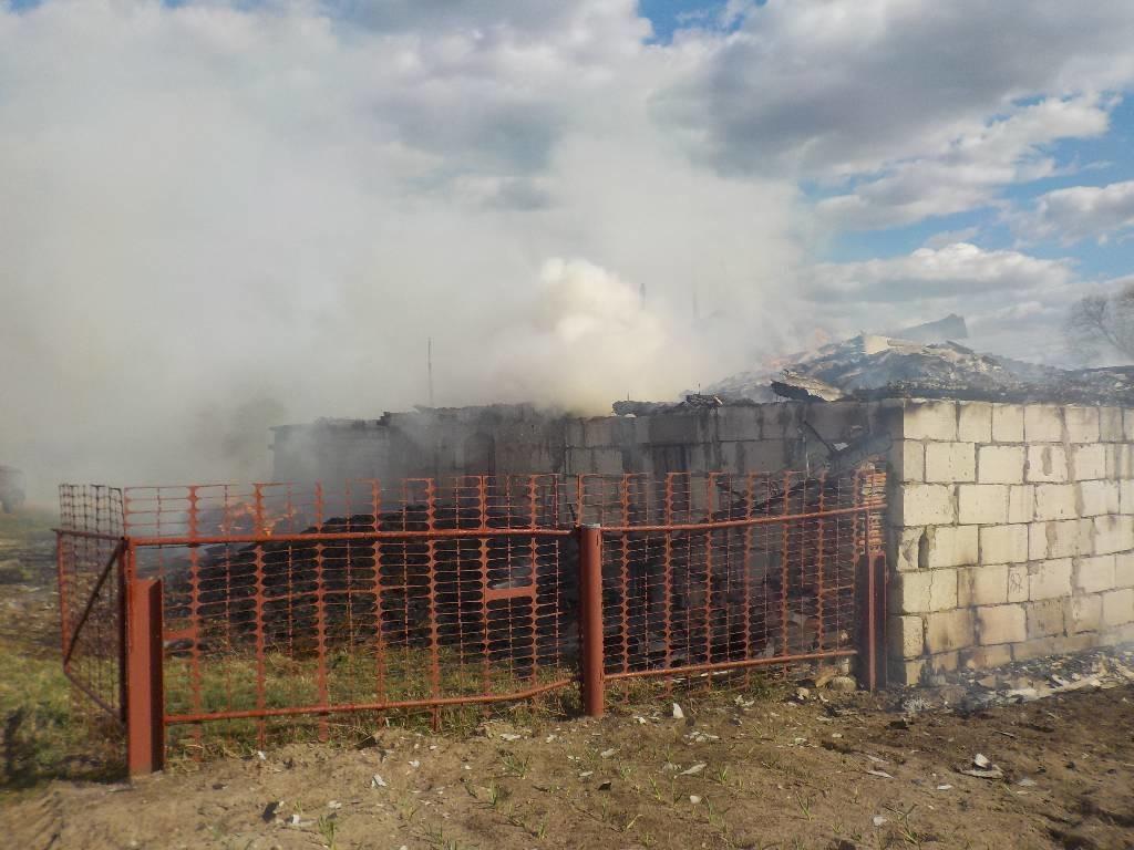 в деревне стасевка сгорела баня