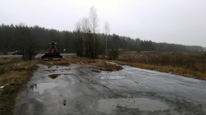 За дороги в Бобруйске прокуратура наказала коммунальников. И у нее много претензий