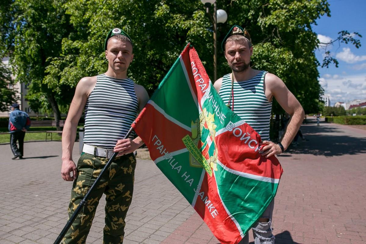 В Беларуси отмечают День пограничника: истории от трёх бобруйчан