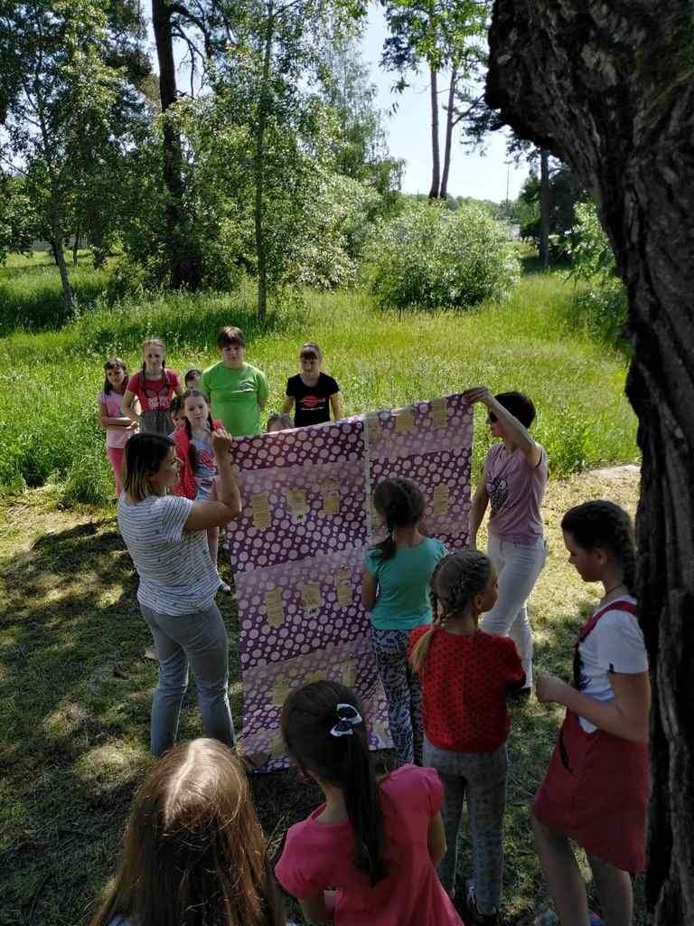 В Бобруйске начали работу летние оздоровительные лагеря