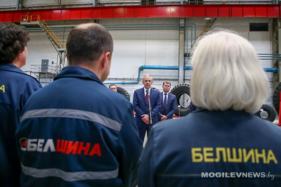 Что посетил в Бобруйске во время рабочей поездки глава Администрации Президента