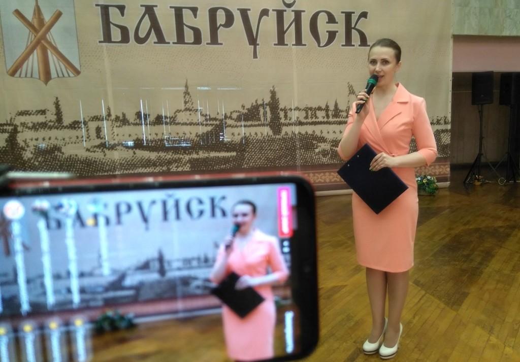 Во Дворце искусств прошёл концерт
