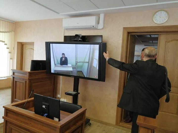 Сергею Тихановскому в Гродно дали еще 15 суток за неподчинение милиции на пикете 29 мая
