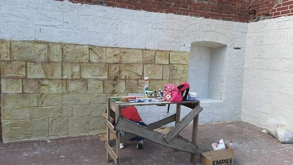 В Бобруйске появилась своя Стена плача