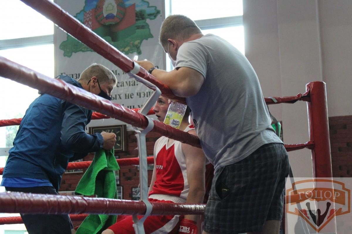 Бобруйские боксёры вернулись с медалями с Кубка Республики Беларусь по боксу