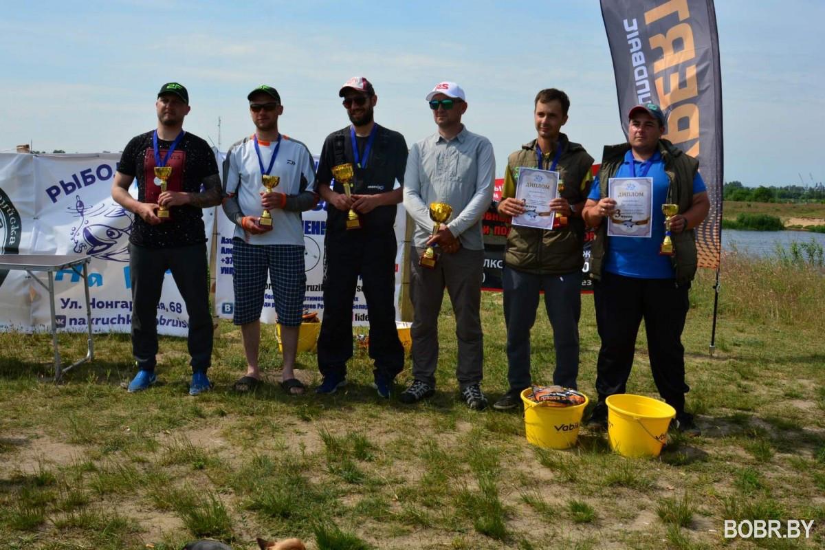 С 15 по 16 августа на Березине пройдет открытый турнир по ловле рыбы фидером - «Кубок Бобруйска 2020»